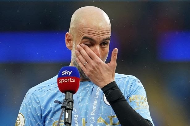 Sergio Aguero's dad attacks Guardiola over faking tears in shocking rant interview