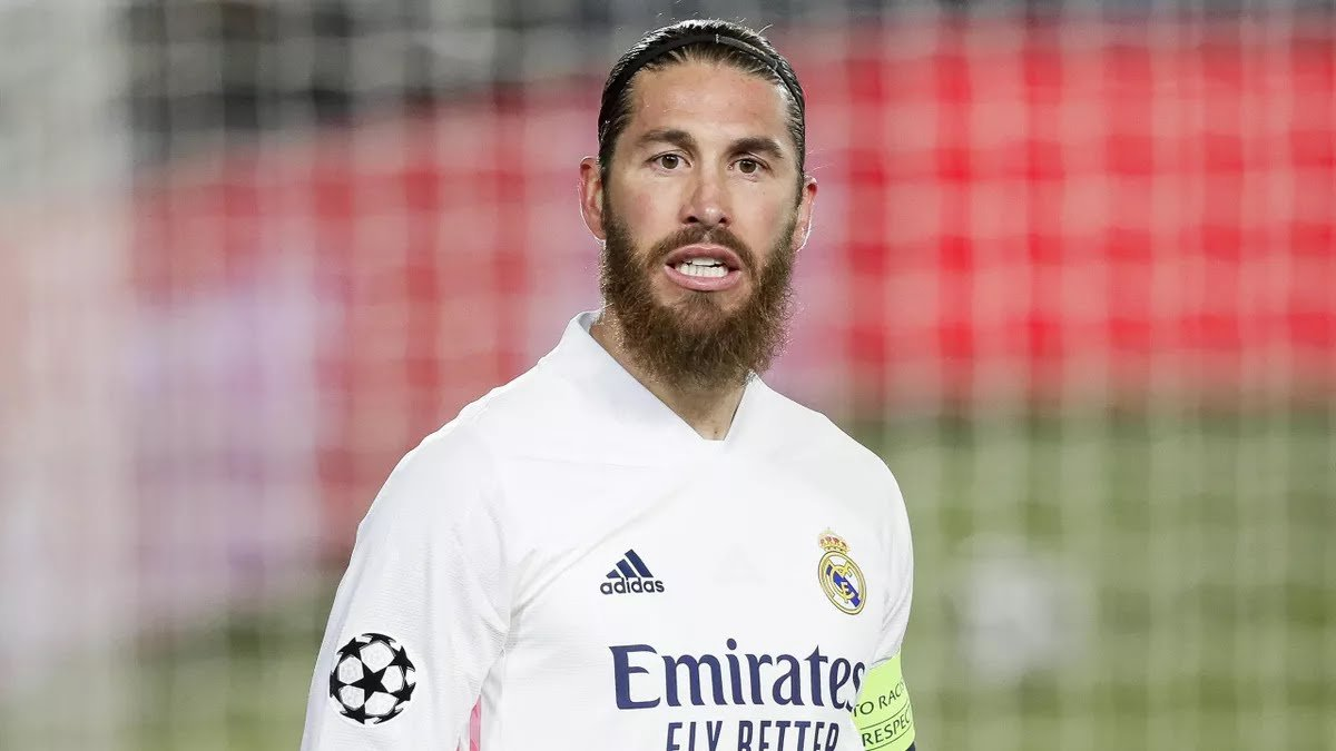 Pep Guardiola to sign Sergio Ramos on two-year deal
