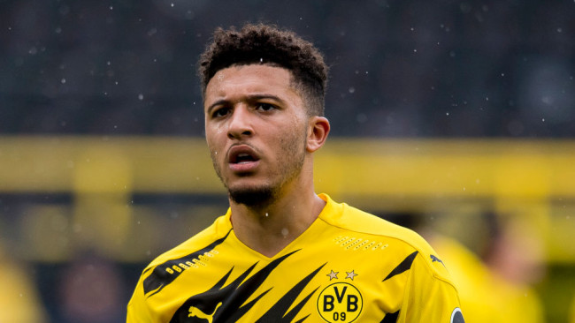 Man Utd confident of agreeing deal with Dortmund to sign Jadon Sancho this summer