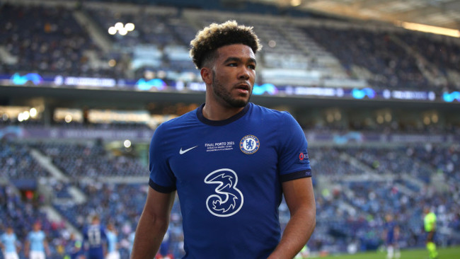 Chelsea respond to Man City's interest in Reece James