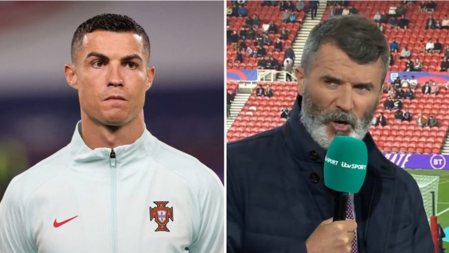 Roy Keane compares Man Utd transfer target to Ronaldo after England win