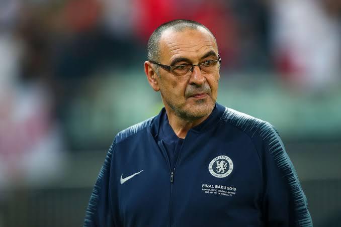 Maurizio Sarri tells Lazio to make Chelsea player his first signing