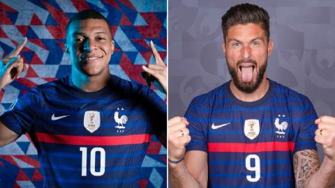 """Mbappe calls out Olivier Giroud over """"public"""" criticism"""