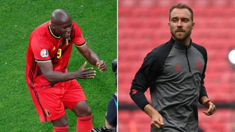 'Scared' Lukaku 'cried a lot' after Christian Eriksen collapsed