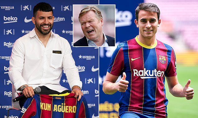 Barcelona cannot register new players because they have exceeded LaLiga salary limit