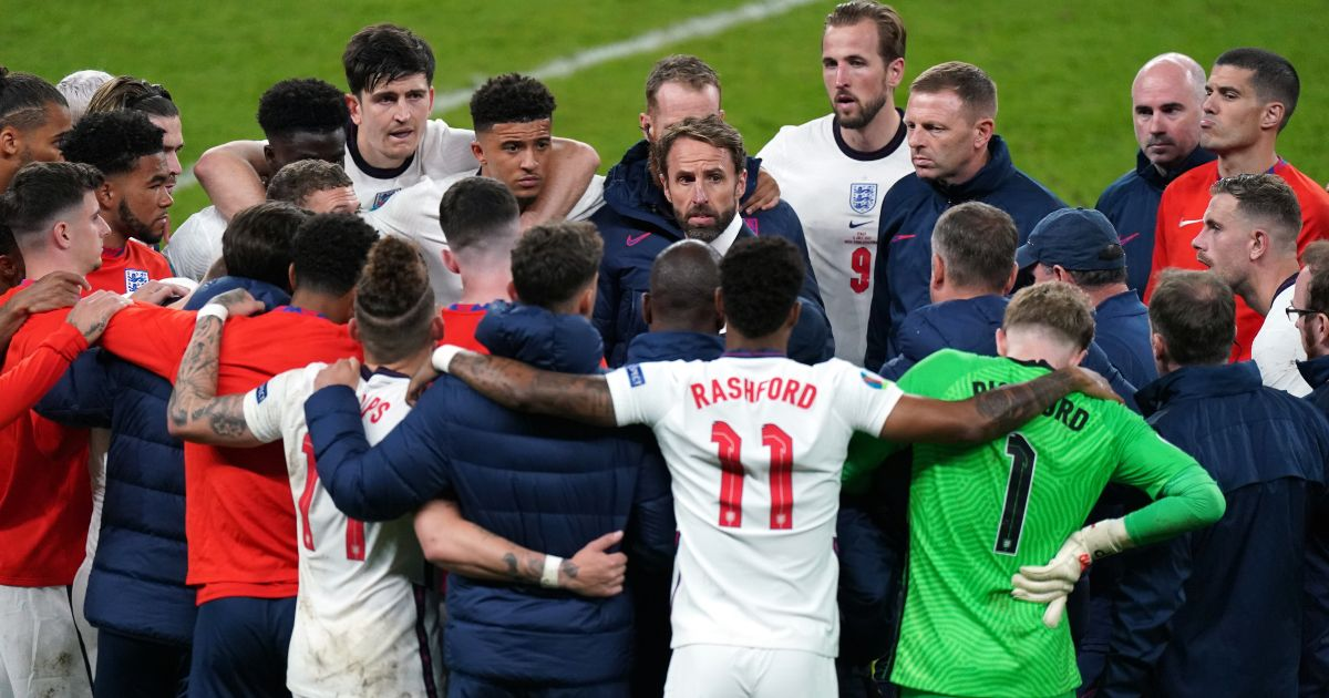 England players 'shocked' by Gareth Southgate decision in Italy defeat