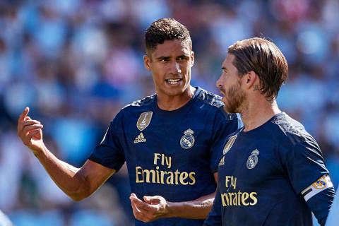 Ramos on Varane