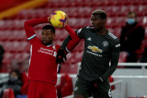 Wijnaldum sends message to Pogba over PSG transfer
