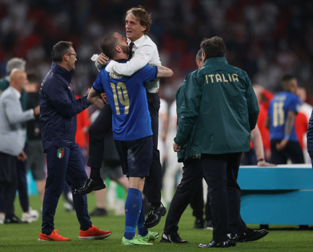 'It's coming to Rome!' – Bonucci trolls England after Italy win Euro 2020