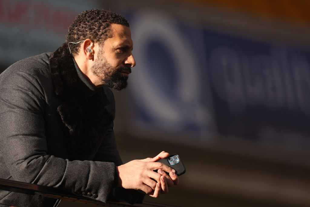 """Rio Ferdinand reveals Barcelona """"abuse"""" that """"made him feel like a Conference player"""""""