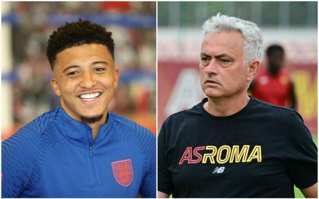 Mourinho explains Man Utd problem amid Jadon Sancho's imminent arrival
