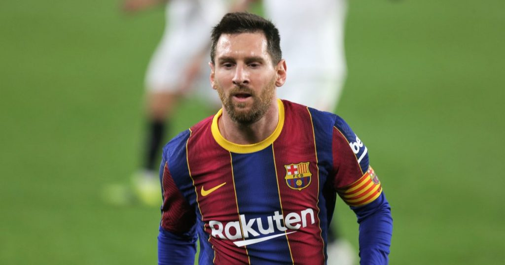 Lionel Messi rejects Neymar shirt number ahead of his move to PSG