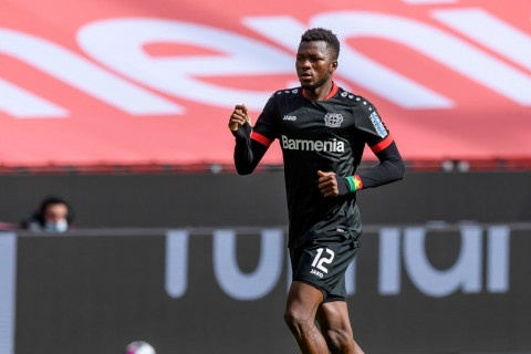 Edmond Tapsoba finally responds to speculation he could join Chelsea this summer