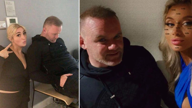 Rooney tells police he was blackmailed over leaked hotel pictures with 3 women