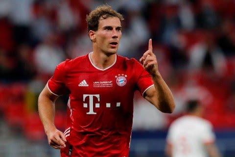 Man Utd submit contract offer to Bayern star Leon Goretzka