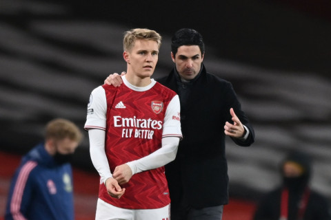 Real Madrid set price for Arsenal to sign Martin Odegaard