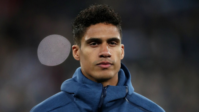 How Man Utd legend convinced Raphael Varane to reject late Chelsea approach