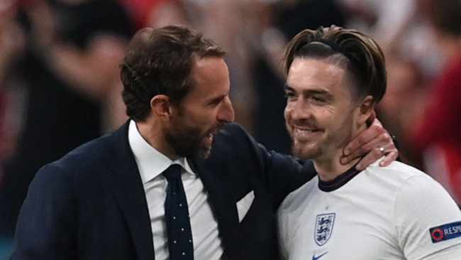 Mourinho criticises Southgate over Grealish substitution for England