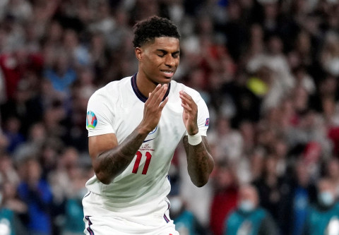 Lampard criticises Rashford's penalty style after Euro 2020 defeat
