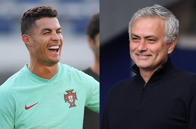 Cristiano Ronaldo shouldn't be afraid I am back in Italy – Mourinho