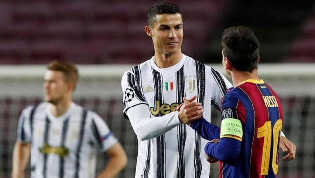 Why Barcelona have Cristiano Ronaldo's posters at training ground