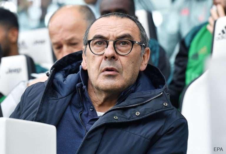Maurizio Sarri reveals he regrets leaving Chelsea for Juventus