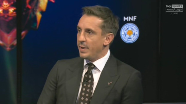Gary Neville urges Man Utd to sell four players & sign Harry Kane