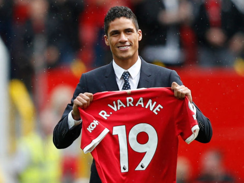 Raphael Varane opens up on relationship with Pogba & reveals key quality