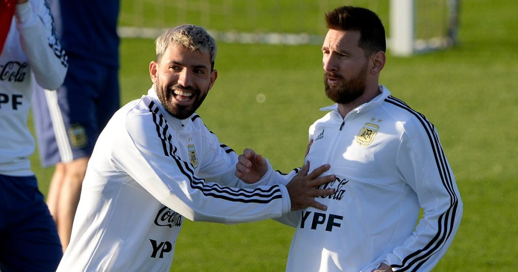 'Angry' Aguero wants to leave Barcelona after Lionel Messi exit