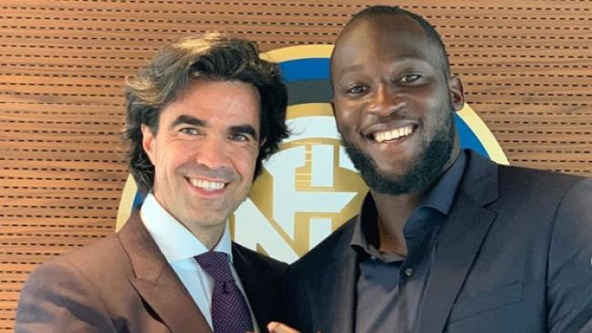 Romelu Lukaku's agent sends message to Inter Milan fans ahead of Chelsea transfer