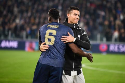 Pogba sends warning to Man Utd team-mates over Cristiano Ronaldo