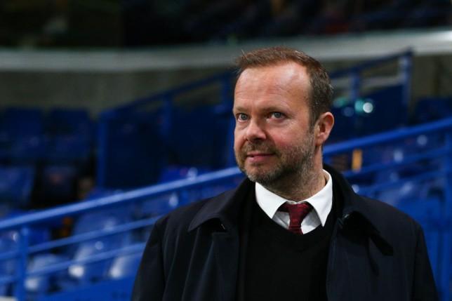 Ed Woodward rates Man Utd's title chances after Ronaldo, Varane & Sancho signings