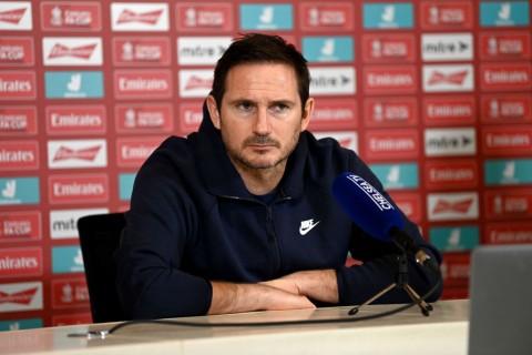 Lampard on Tomori