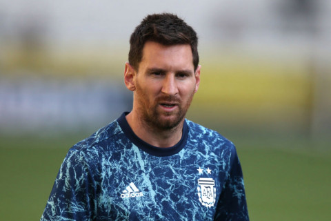 Lionel Messi reacts angrily to Brazil v Argentina farce as Sao Paulo game is suspended