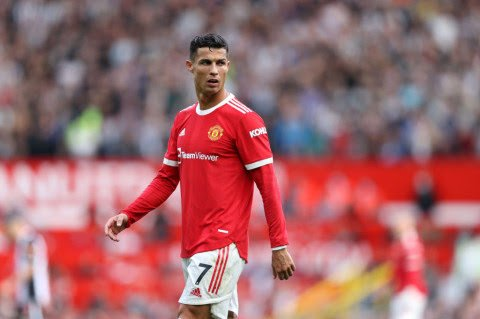 REVEALED: What Cristiano Ronaldo told Man Utd teammates in rousing speech before Newcastle game