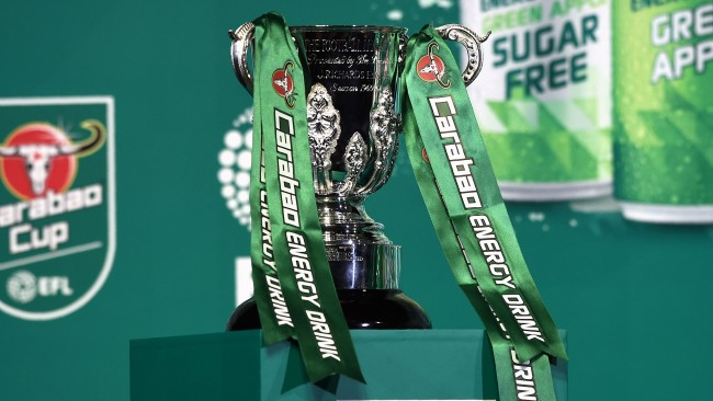 Carabao Cup draw in full: Arsenal, Chelsea & Man City discover opponents