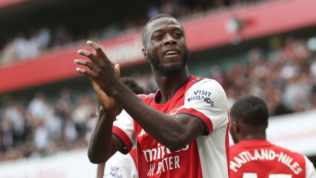 Nicolas Pepe deletes Instagram post mocking Arsenal after beating Norwich