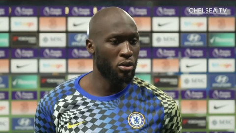Lukaku singles out Timo Werner after Chelsea's 3-0 win over Aston Villa