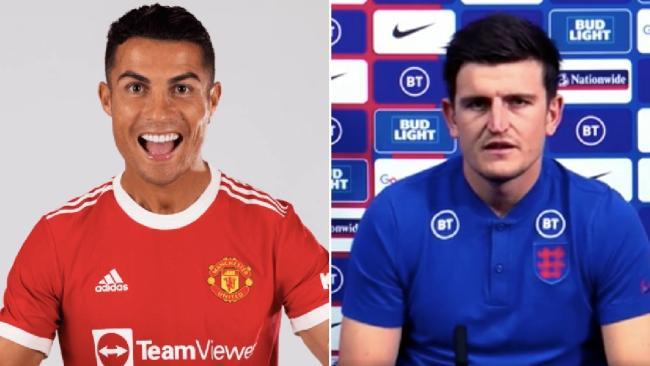 Maguire & Ronaldo
