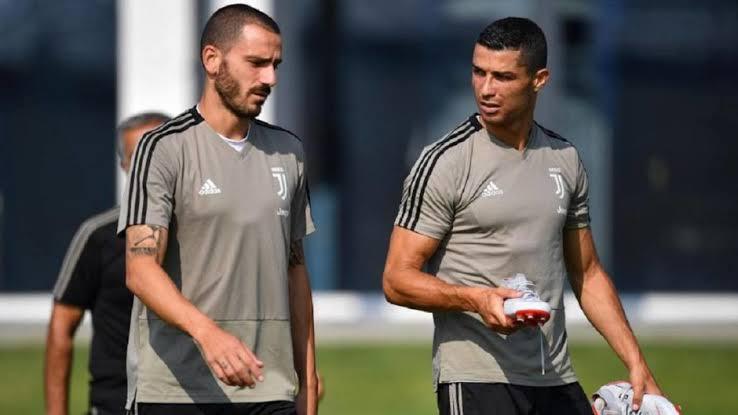 Bonucci fires warning to Man Utd over Cristiano Ronaldo's negative influence