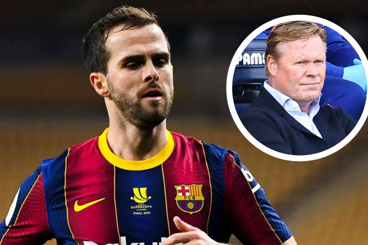 Ronald Koeman hits back at Pjanic: There are other players who are better than you!