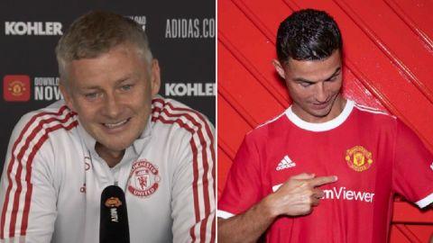 Solskjaer confirms Ronaldo debut & reveals Cavani phone call over No.7 shirt