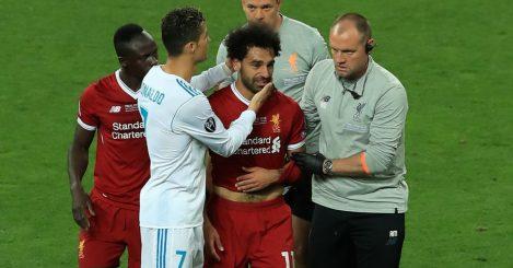 Klopp on Salah and Ronaldo
