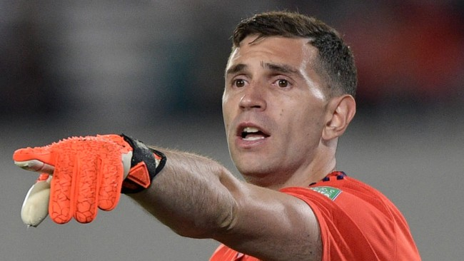 'They didn't deserve me!' – Emi Martinez hits out at former club Arsenal