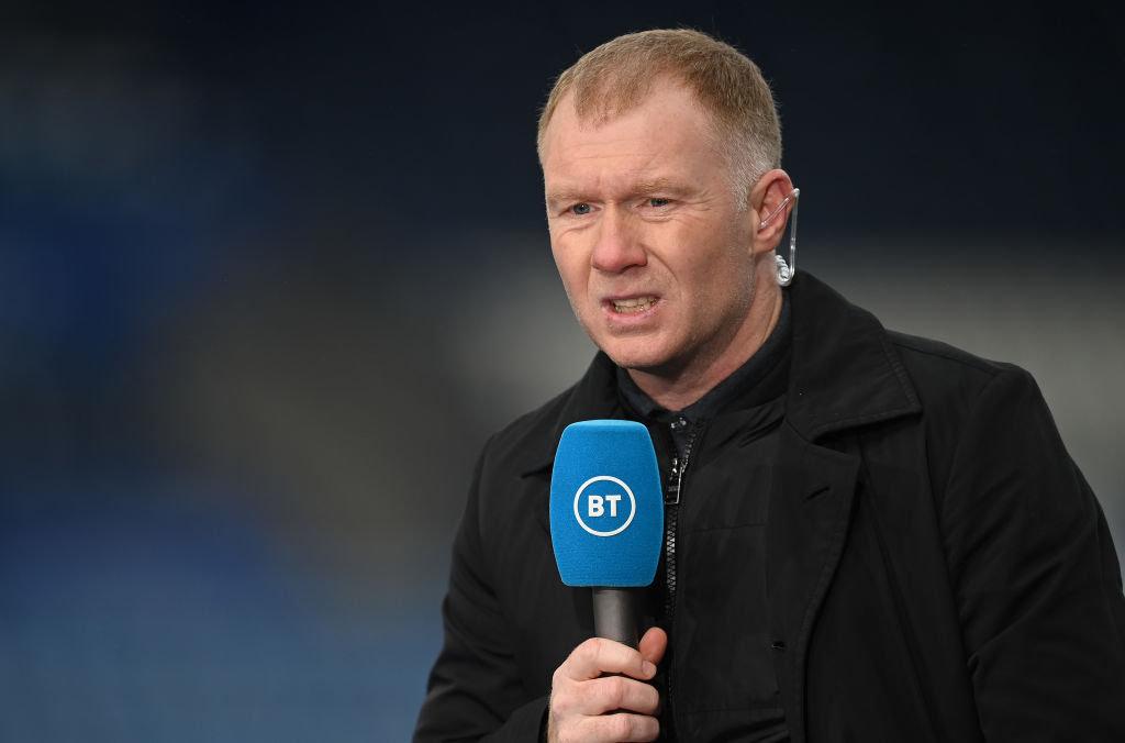 Paul Scholes explains why Chelsea will not win the Premier League this season