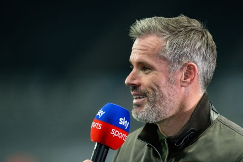 Jamie Carragher names five standout players of the Premier League season so far