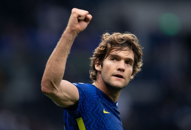 Marcos Alonso speaks out about his 'complicated' Chelsea past