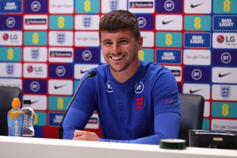 Mason Mount speaks out on being nominated for the Ballon d'Or