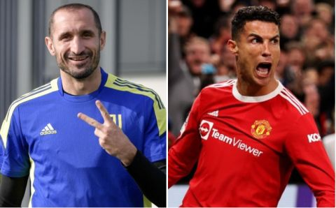 Chiellini hits out at Cristiano Ronaldo: 'You should have left Juventus earlier'