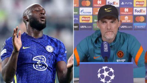 Tuchel explains why Romelu Lukaku is struggling amid Chelsea goal drought